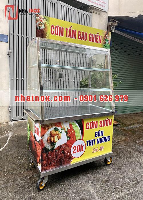 Tủ bán cơm