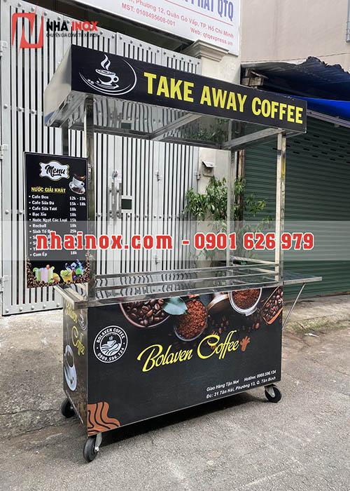 Xe take away coffee