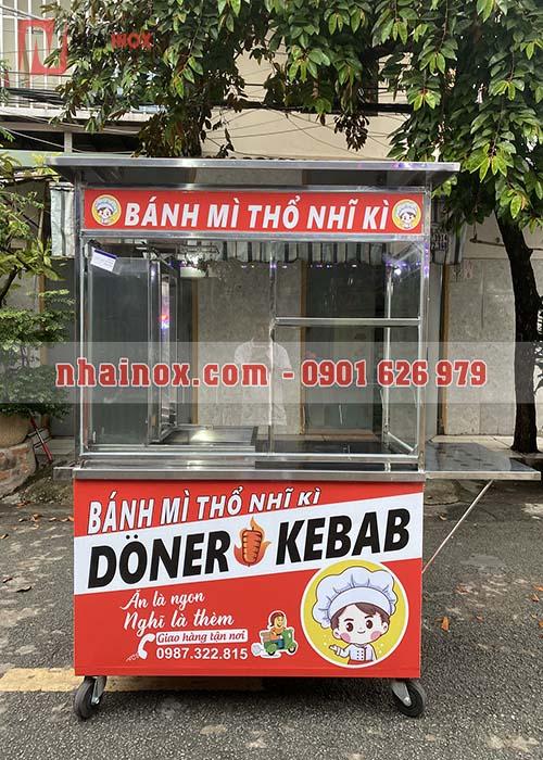Xe bánh mì Thổ Nhĩ Kỳ