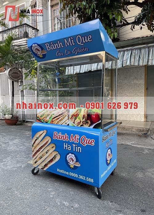 Xe bánh mì que đẹp SP038